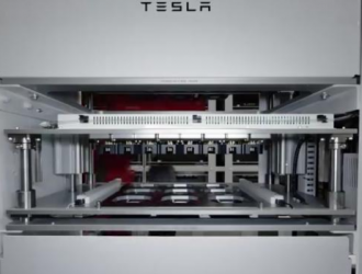 5倍能量 特斯拉将在德国工厂造新型电池