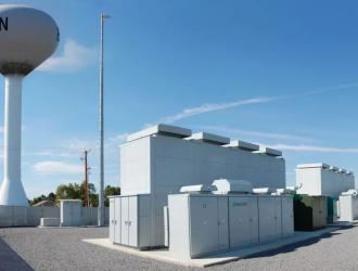 湖北工程中标华润首个EPC试点100兆瓦风储一体化项目