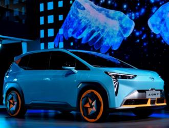 广汽新能源乘用车表现亮眼 一季度广汽埃安销售1.76万辆