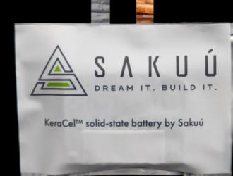 Sakuú Corporation开发3Ah锂金属固态电池