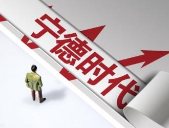 宁德时代:李平质押市值 8.34 亿元股份