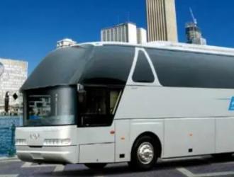 中石化联合投用10辆新能源公交车助力东博会