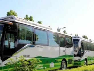 """""""绿色巴士""""驶入包头 中通客车助力高品质区域交通网建设"""