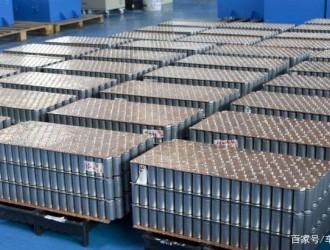 1-7月,全国规模以上电池制造企业营业收入5690.9亿元