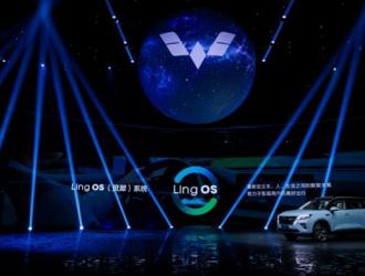 首款搭载Ling OS系统SUV五菱星辰上市
